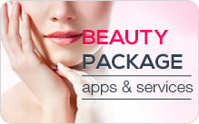 application-package-for-beauty-industry