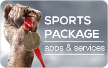 Application Package for Sports Industry