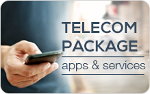 APPLICATION PACKAGE FOR TELECOM COMPANIES